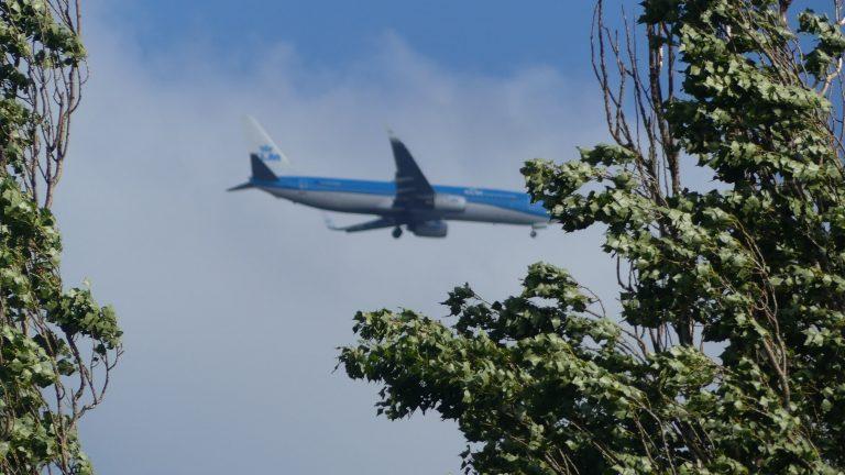 Klimalast Fliegen